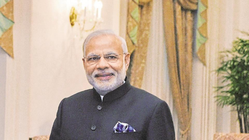 Prime Minister Narendra Modi said patrolling on foot brings police closer to the public.