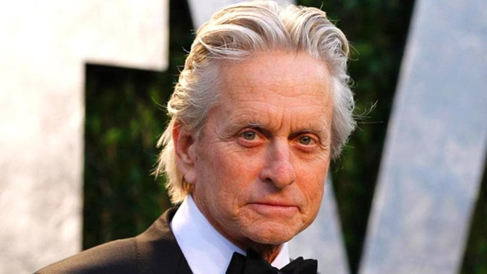 Michael Douglas is married to actor Catherine Zeta-Jones.