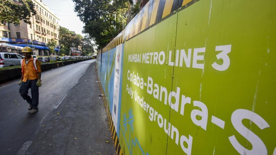 Mumbai,Metro,Underground Metro