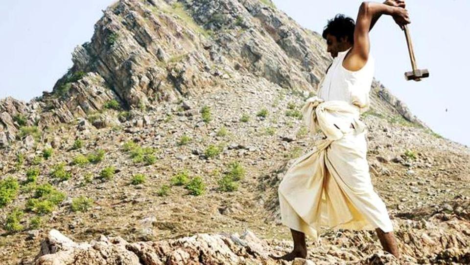 Actor Nawazuddin Siddiqui played Dashrath Manjhi in the film Manjhi The Mountain Man. (Representative Photo)