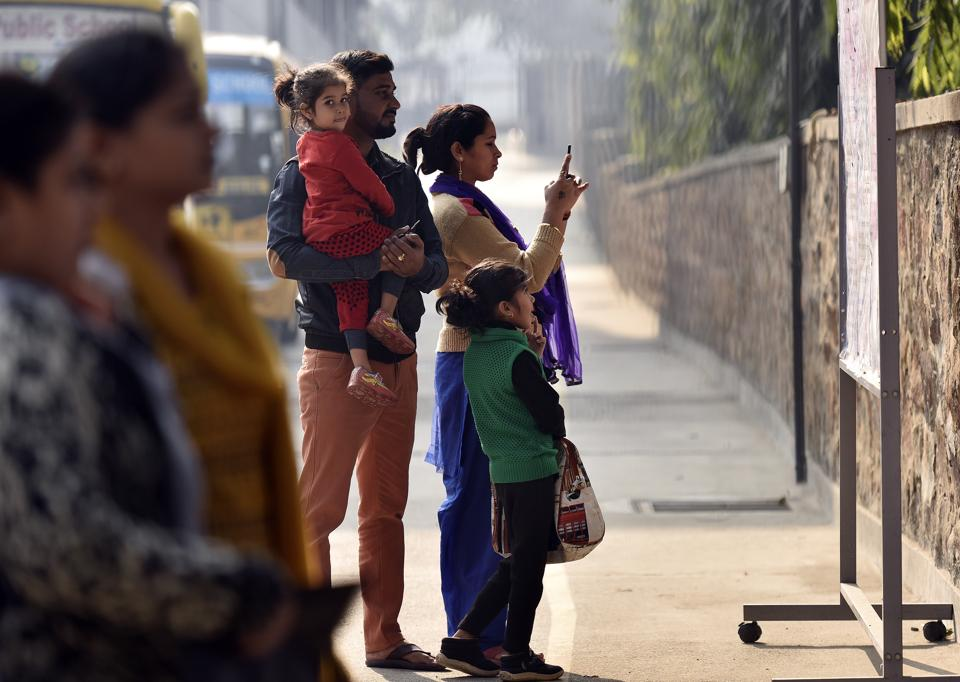 Parents can fill the centralised online application form for nursery admissions to around 1,700 private schools for the economically weaker section (EWS) and disadvantaged groups (DG) from Monday.