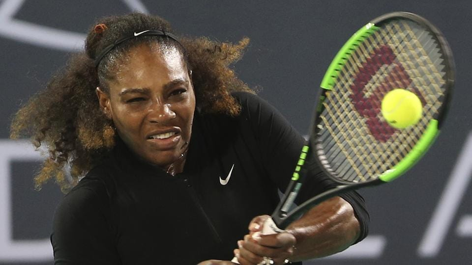 Serena Williams is expected to make her full comeback to tennis in March.