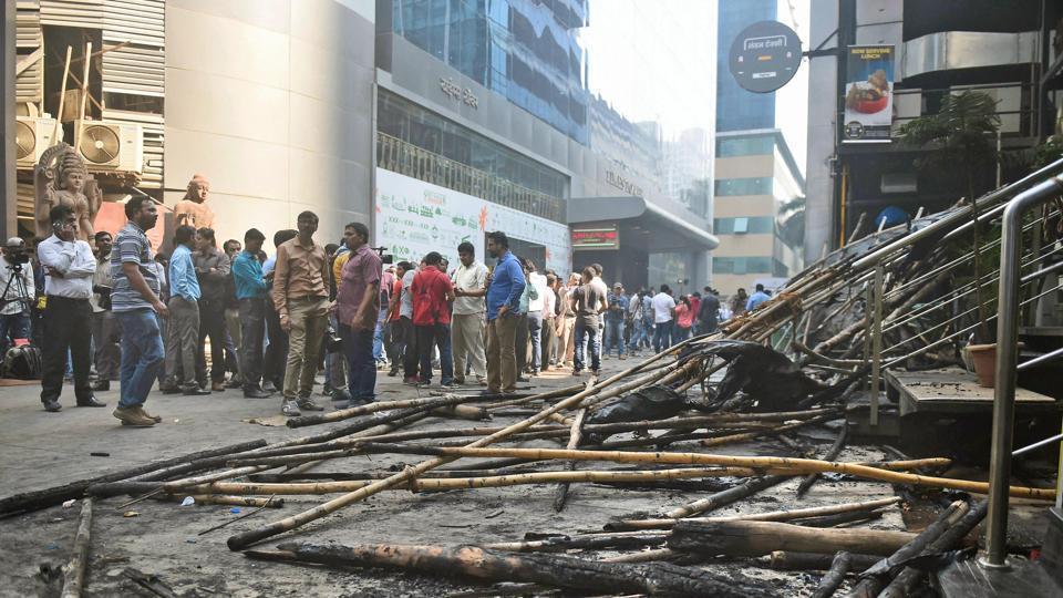 Mumbai,fire,Kamala Mills fire