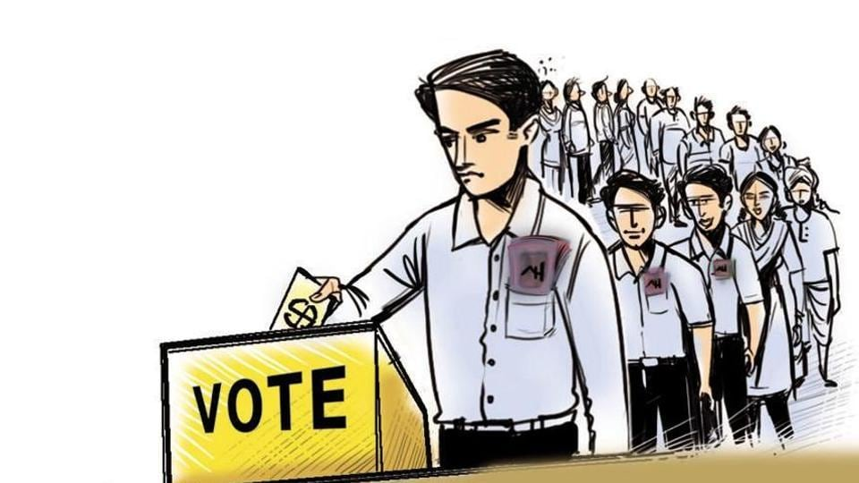 The demand for structural change in the electoral system was raised at the meeting of opposition parties called by former chief minister and Samajwadi Party chief, Akhilesh Yadav.
