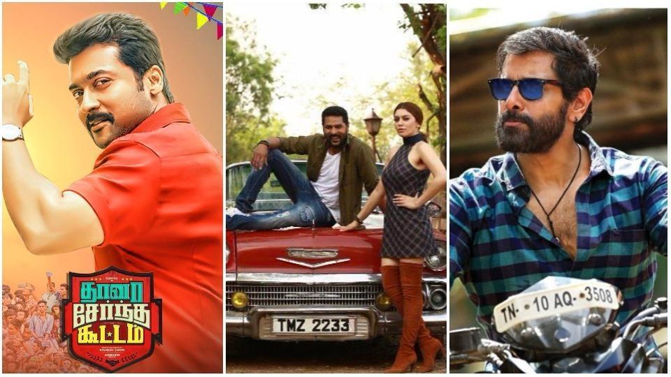 Sketch vs Thaana Serndha Koottam vs Gulaebaghavali: How does releasing big ticket films on the same day affect business?
