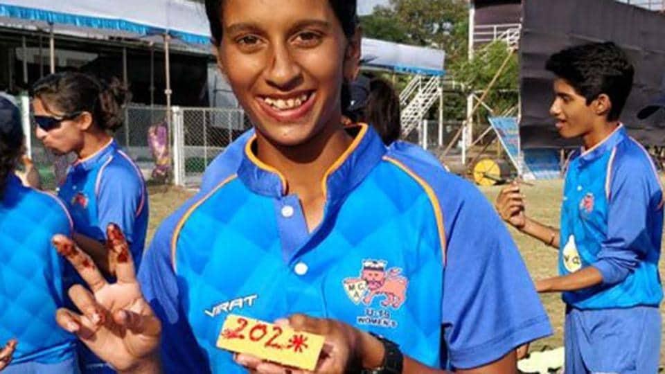 Indian cricket team,Indian women's cricket team,Jemimah Rodrigues
