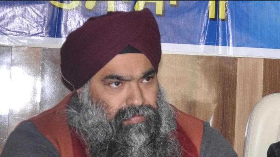 The accused include those booked by the Amritsar police for abetting Inderpreet's (above) suicide.