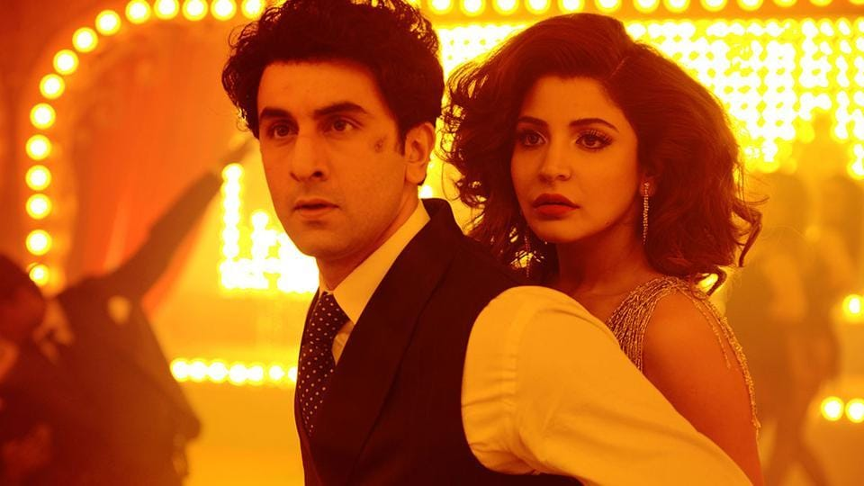 Ranbir Kapoor and Anushka Sharma in a still from Anurag Kashyap's Bombay Velvet.