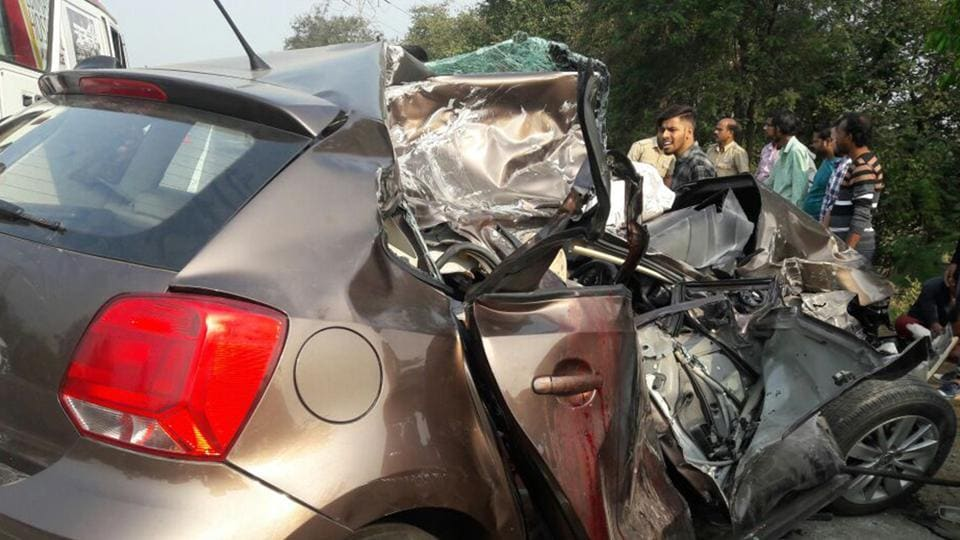 A total of 364 road accidents were reported in the district in 2017