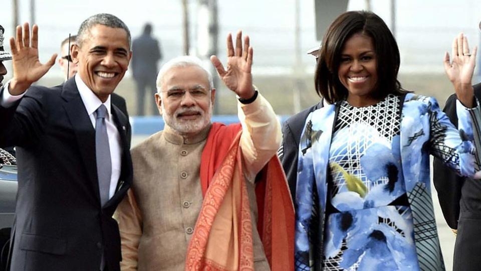 Barack Obama,India Visit,United States of America