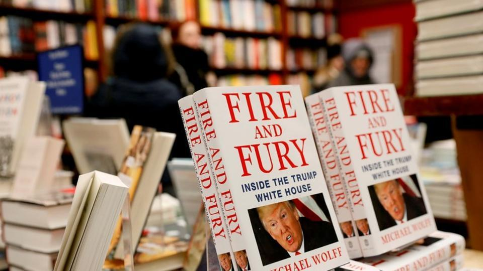 Fire and Fury,Michael Wolff,Donald Trump