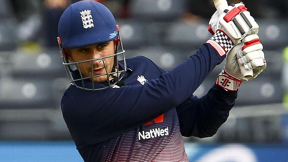 Alex Hales scored a fifty as England cricket team defeated Cricket Australia XI in their warm-up encounter.