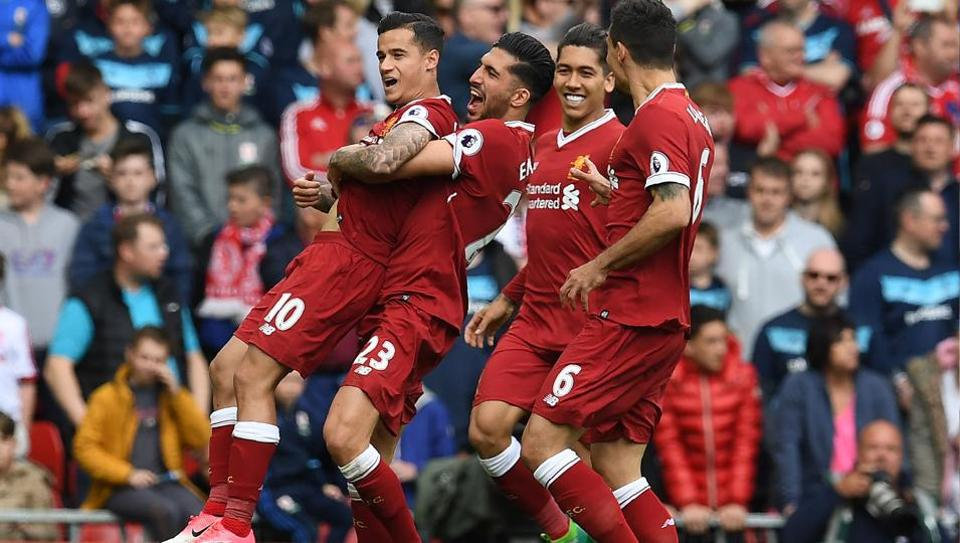 Liverpool,Philippe Coutinho,Manchester City