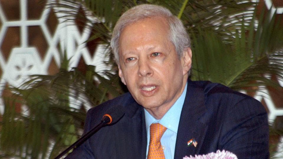 US ambassador Kenneth Juster,Kenneth Juster,India US ties