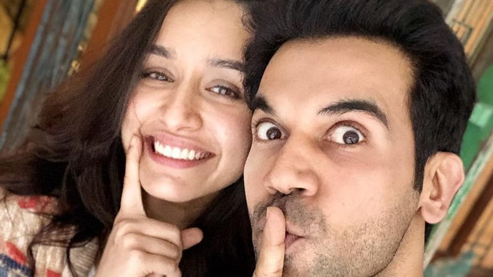 Rajkummar Rao, Shraddha Kapoor begin shooting for Stree.