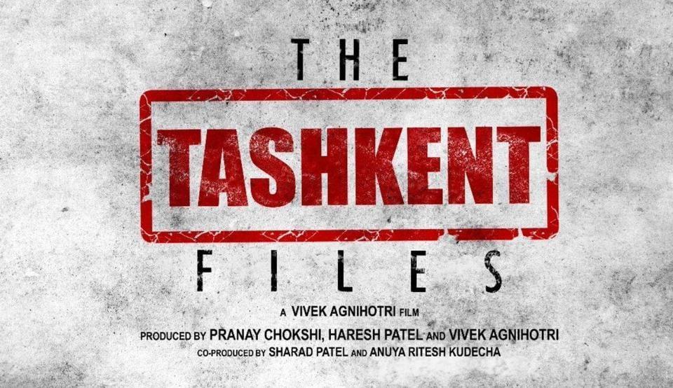 The Tashkent Files,Vivek Agnihotri,Lal Bahadur Shashtri