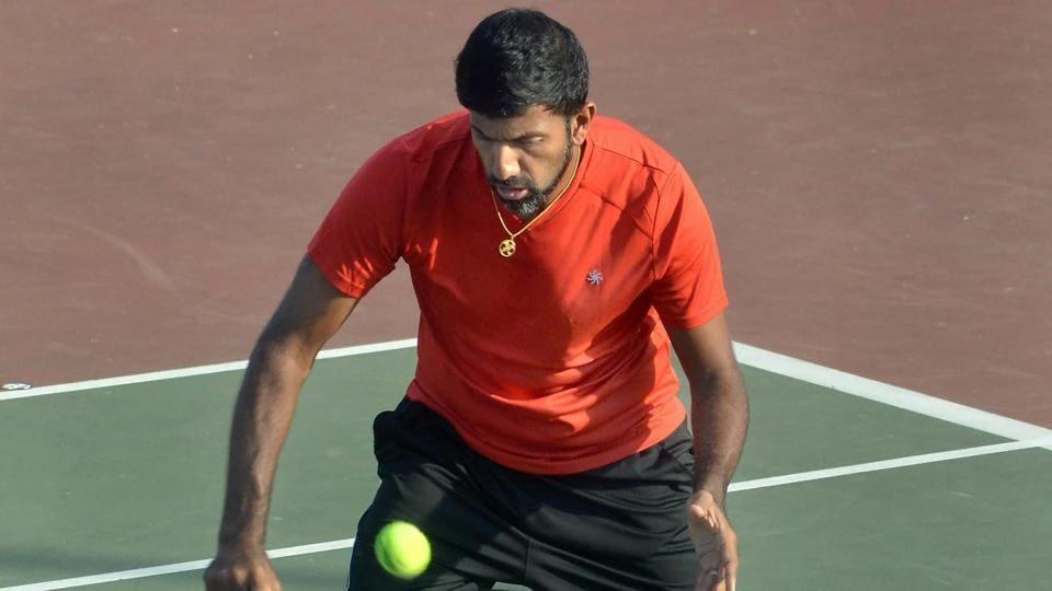 Rohan Bopanna,Edouard Roger-Vasselin,tennis