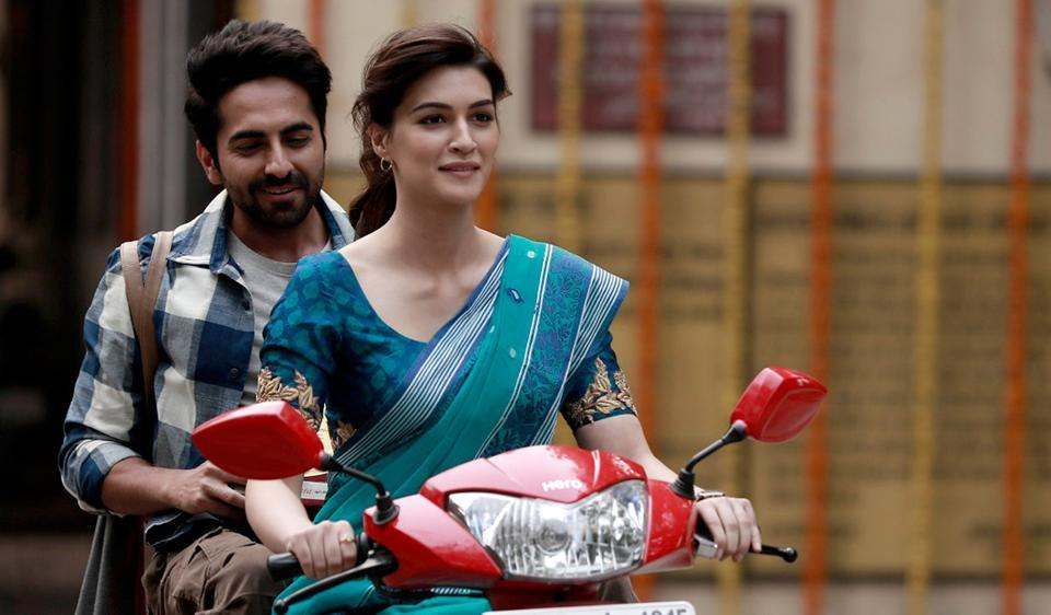 Bareilly Ki Barfi is  a rom-com about a free-spirited woman who breaks gender stereotypes in a small Indian town.