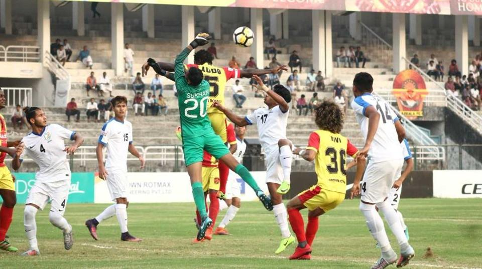 Indian Arrows registered their third win in the I-League with a win over Gokulam Kerala in Kerala today.