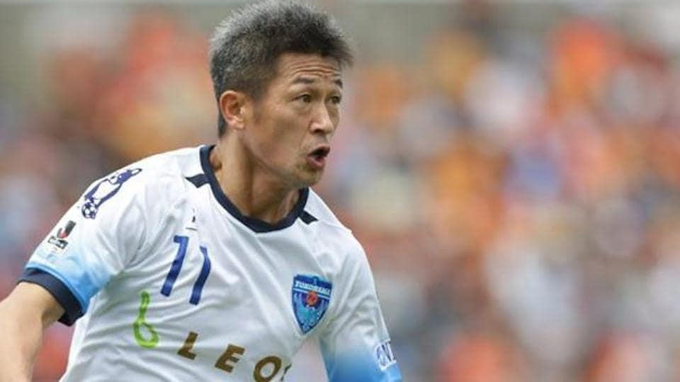 Kazuyoshi Miura shot to fame in the early 1990s, becoming Asia's best-known footballer and helping to put the Japanese game on the map after the professional J-League was launched in 1993.