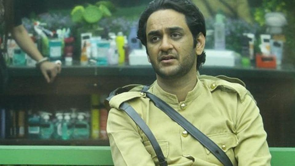 Vikas Gupta during the Vikas-City task.