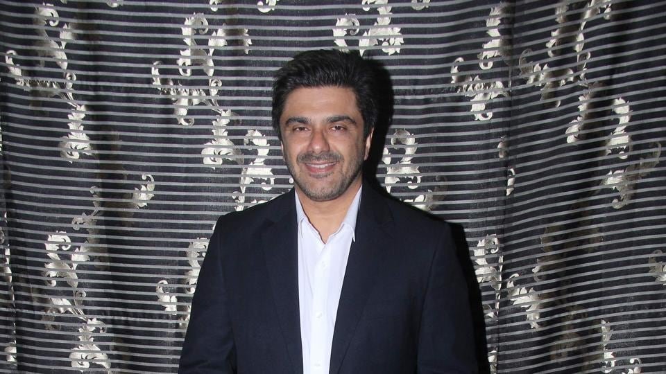 Samir Soni is  a well known face on TV.