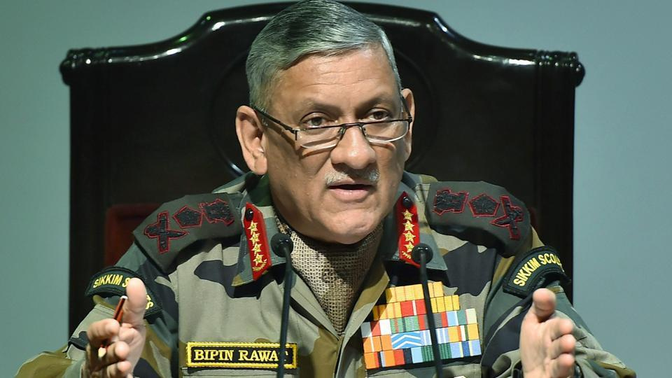 Army Chief Bipin Rawat said both India and China were very keen on having a hotline between the Indian Army's Director General of Military Operations and the Chinese officer holding similar position.