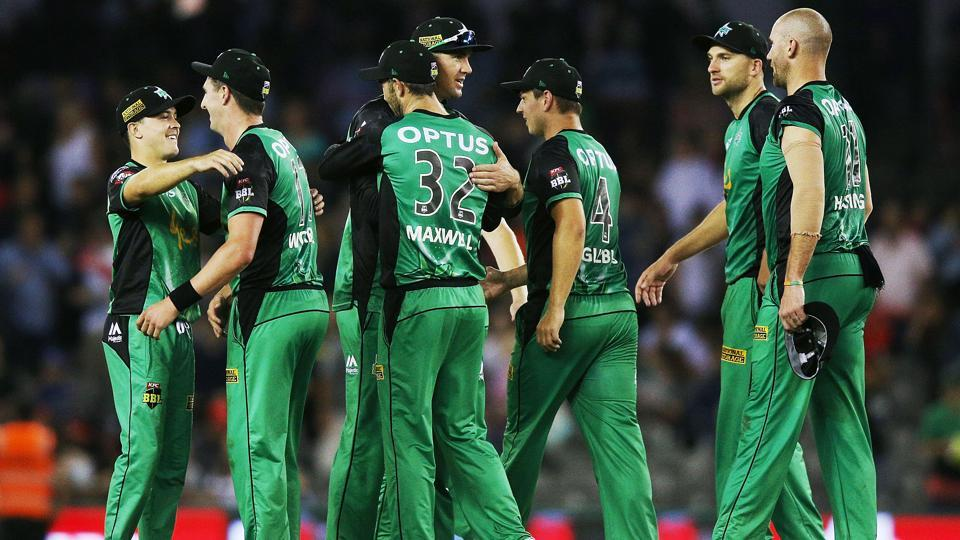 Big Bash League,Kevin Pietersen,Melbourne Stars