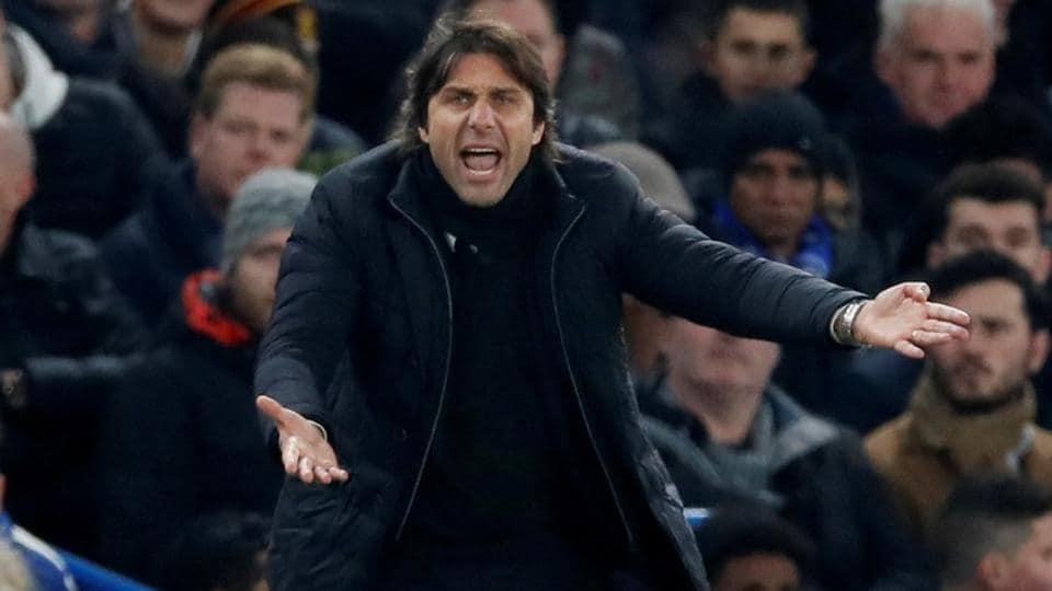 Antonio Conte,Chelsea FC,Premeir League