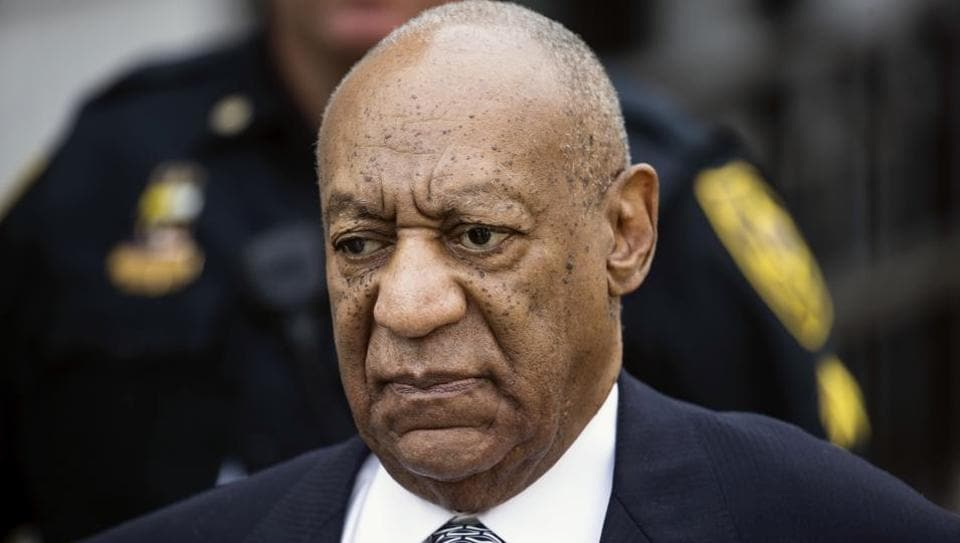Cosby references #MeToo in return to Philly