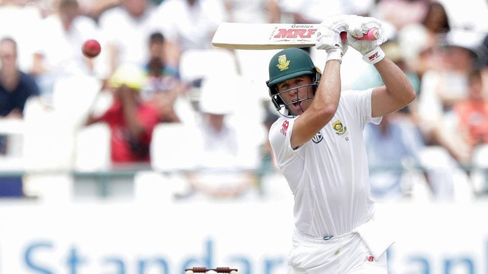 S. Africa's Markram falls short of century in second India Test