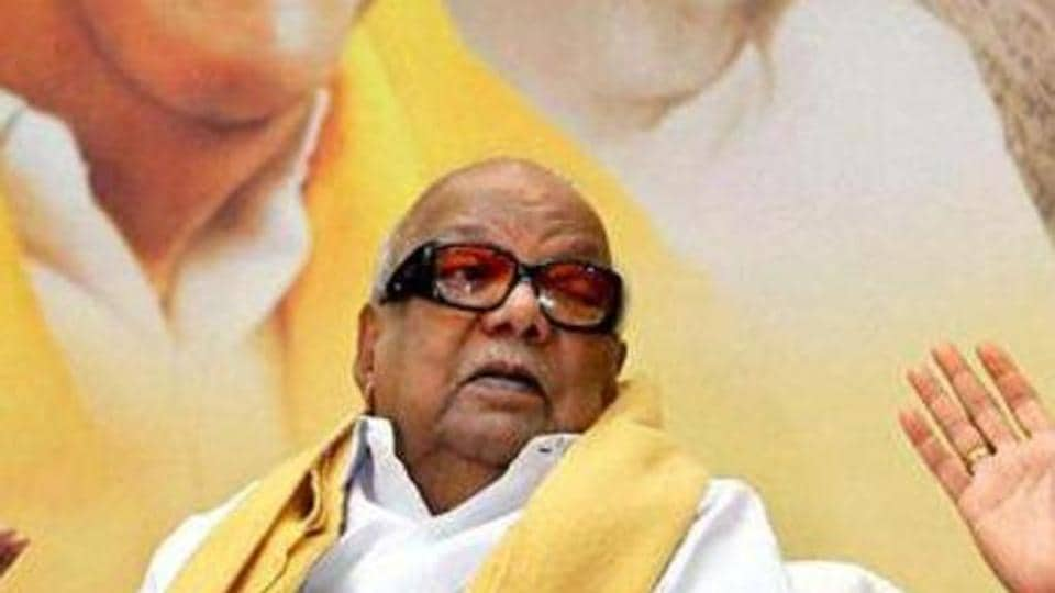 DMK chief M Karunanidhi  has been inactive in politics for little over a year in view of age-related health issues.