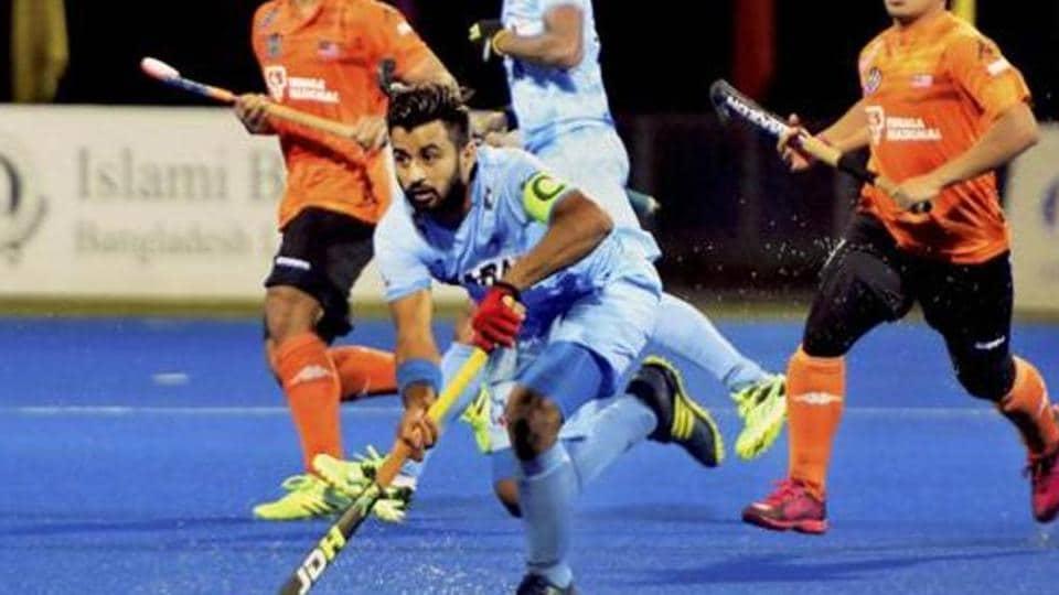 Manpreet Singh's Indian hockey team finished third in the Hockey World League final in Bhubaneswar.