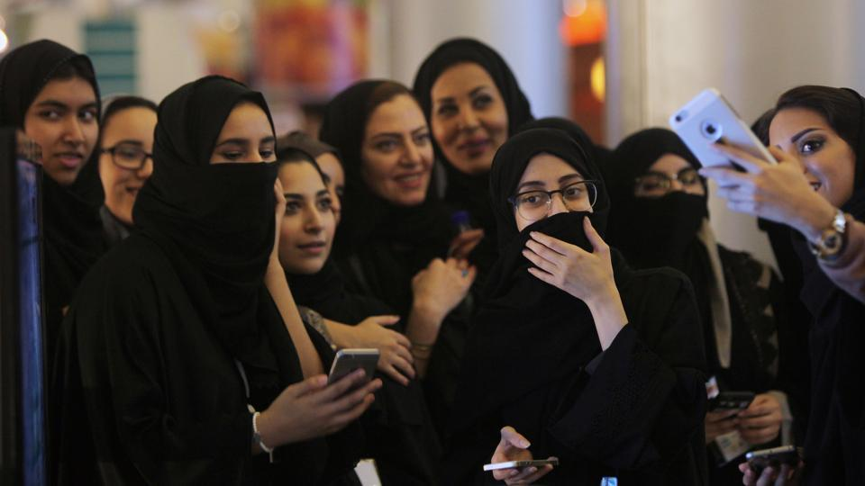 Women in Saudi Arabia Can Attending Sporting Events at Select Stadiums