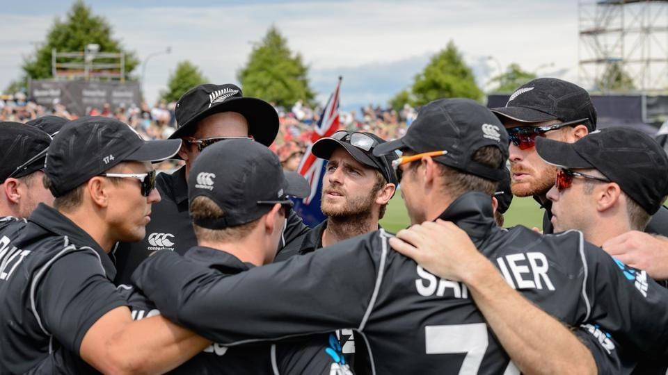 New Zealand cricket team captain Kane Williamson (centre) feels Pakistan cricket team have a deep batting order and despite the two wins, his bowlwers need to step up their game to ensure a series victory.