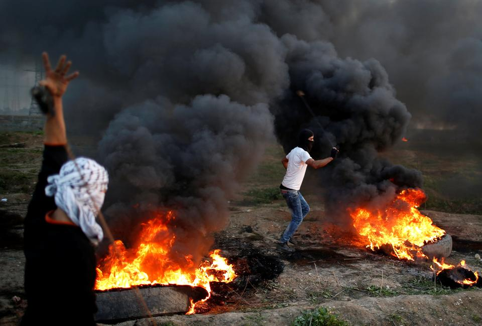 Palestine,Israel,West Bank clashes