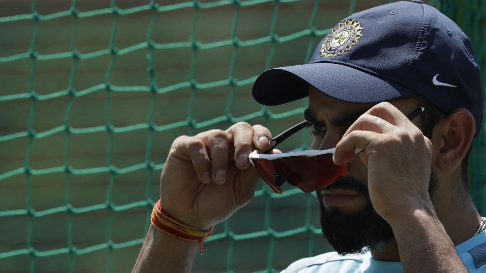 Virat Kohli will be determined to get back on level terms after a 72-run loss in Cape Town. (AP)