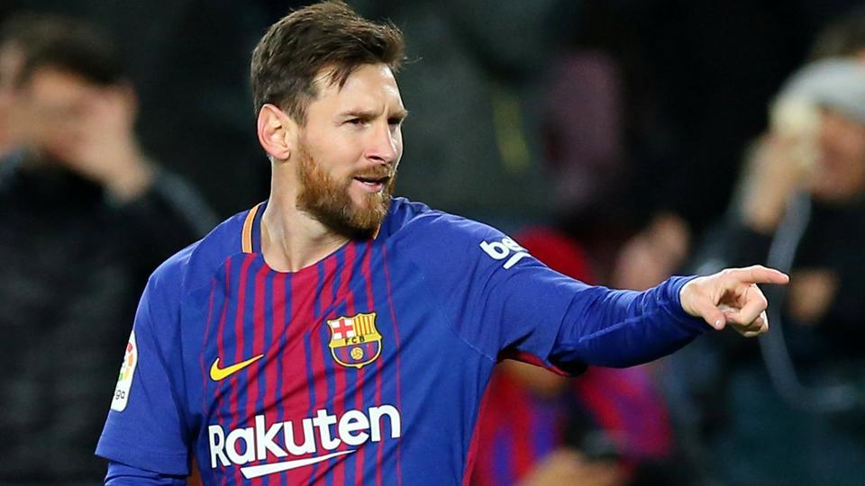 Lionel Messi scored twice as FC Barcelona trounced Celta Vigo 5-0 to ease into the Copa del Rey quarter-finals 6-1 on aggregate.
