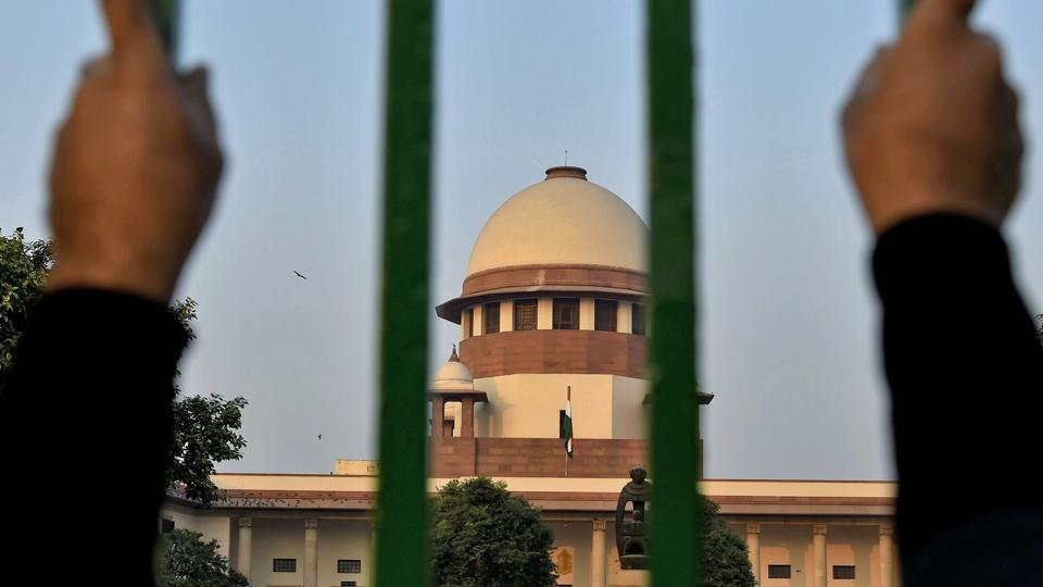 Government sources said the Supreme Court should settle the issue at the earliest as the faith of the people in the judiciary was at stake.
