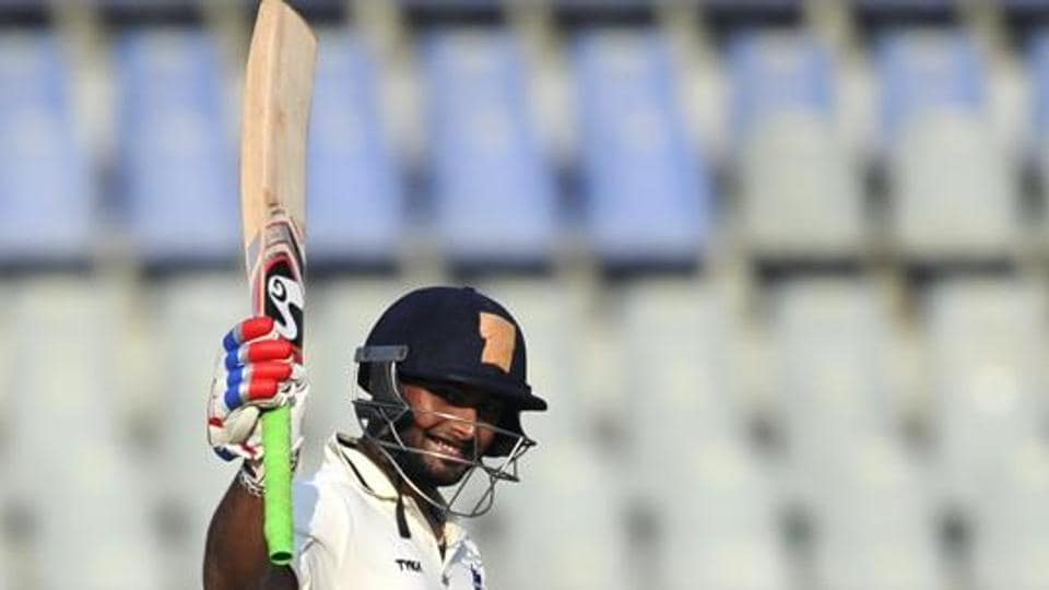 Rishabh Pant's aggressive fifty helped Delhi down Jammu and Kashmir in the Syed Mushtaq Ali Twenty20 Trophy.