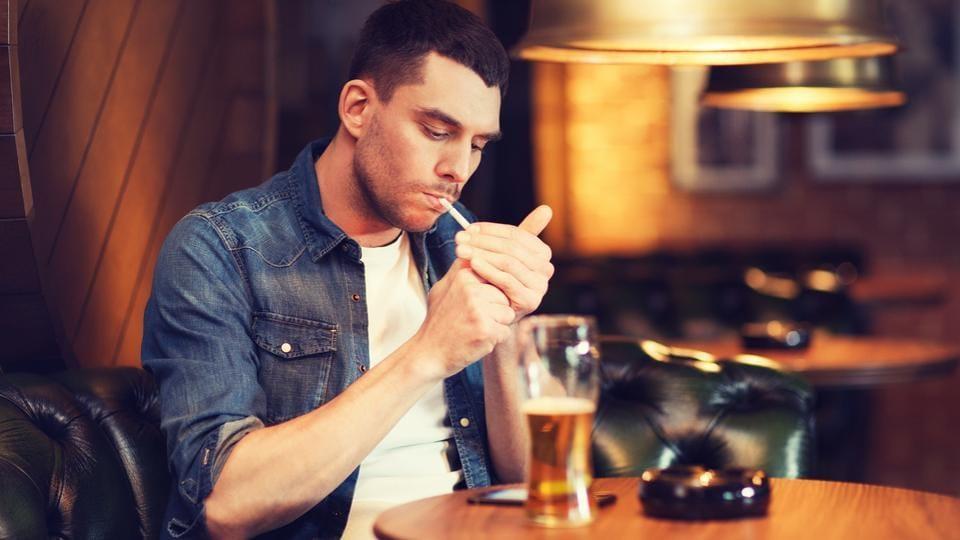 Smoking,Banning Smoking,Bars And Restaurants