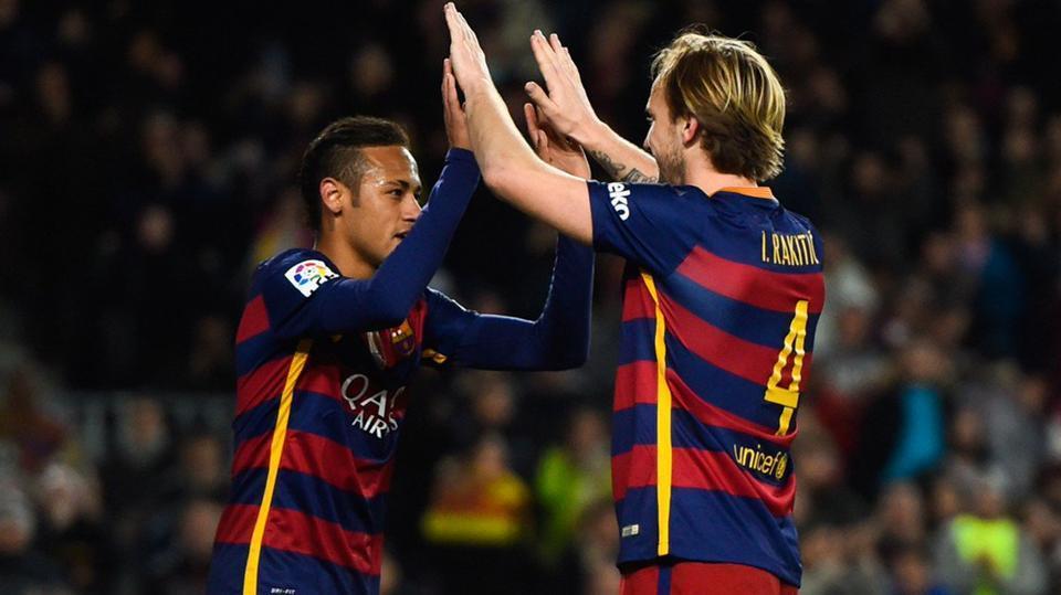 Ivan Rakitic said those left behind at FC Barcelona wish Neymar had not made the record-breaking move to Paris Saint-Germain.