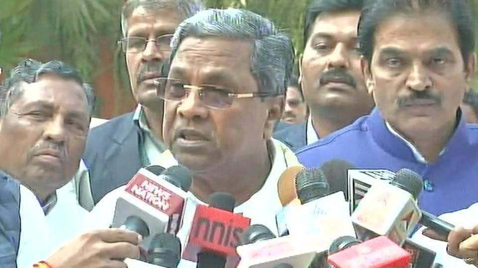 Karnataka Assembly Polls 2018: Congress confident of victory in Karnataka, says Siddaramaiah