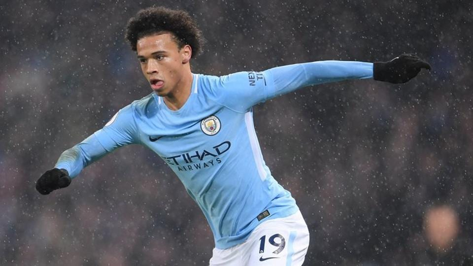 Leroy Sane has impressed for runaway leaders Manchester City F.C. this season, contributing six goals and nine assists in 20 Premier League games.