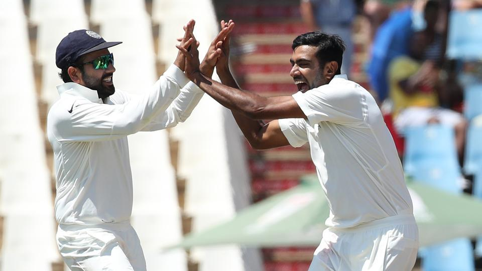 However, Ashwin struck again as he removed Markram for 94. The South African opener opted for the review but was still given out.  (BCCI)