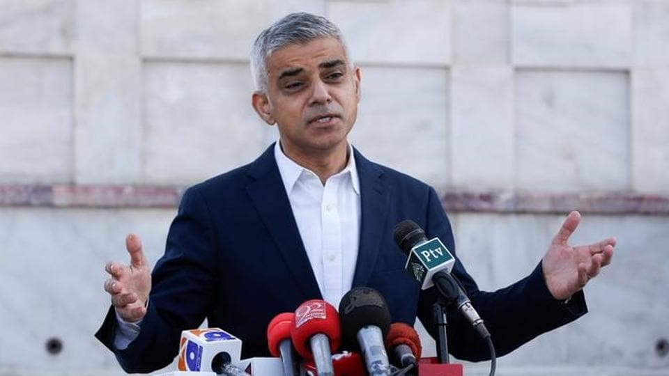 Trump got the message that he's not welcomed: London Mayor