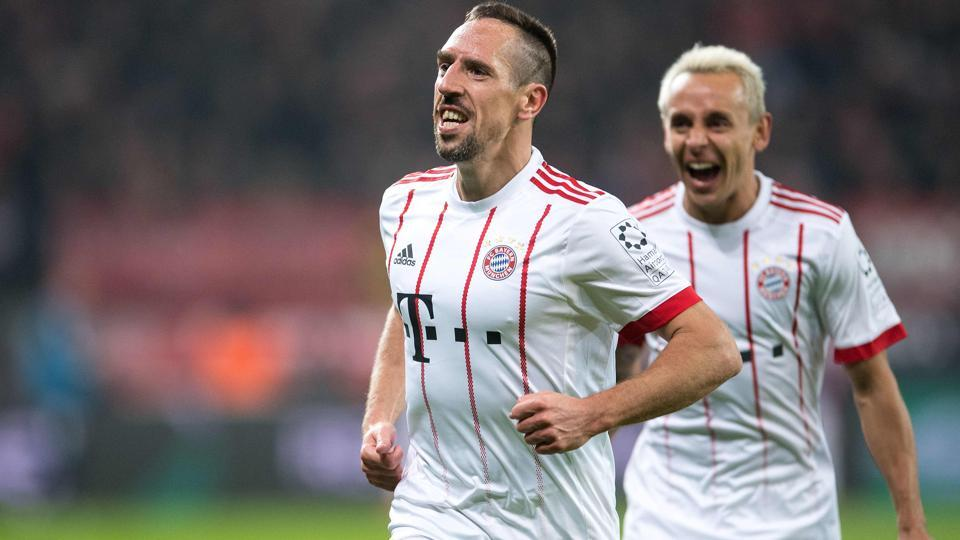 Bayern down Leverkusen 3-1 as Bundesliga restarts