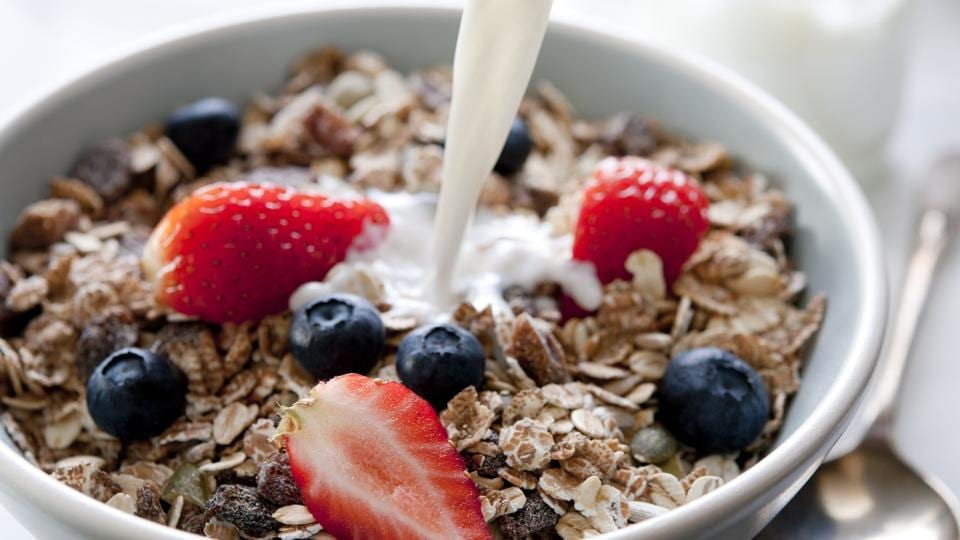 Muesli,Breakfast,Arthritis