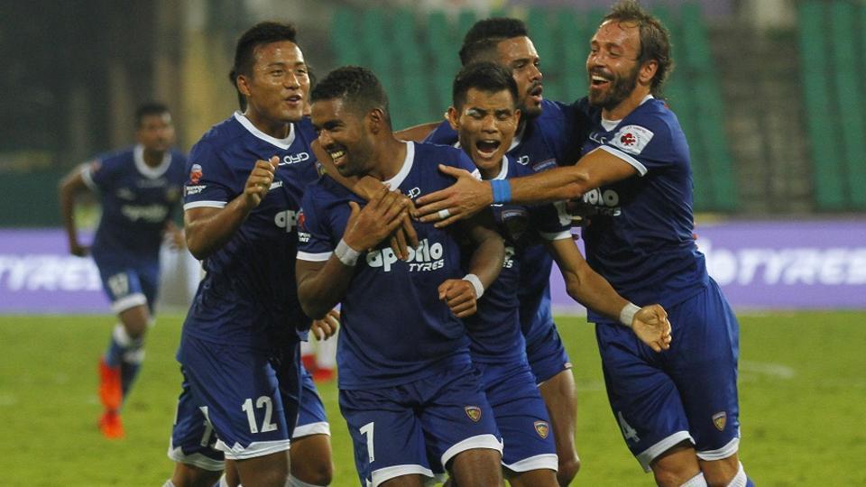 ISL,Gregory Nelson,Chennaiyin FC