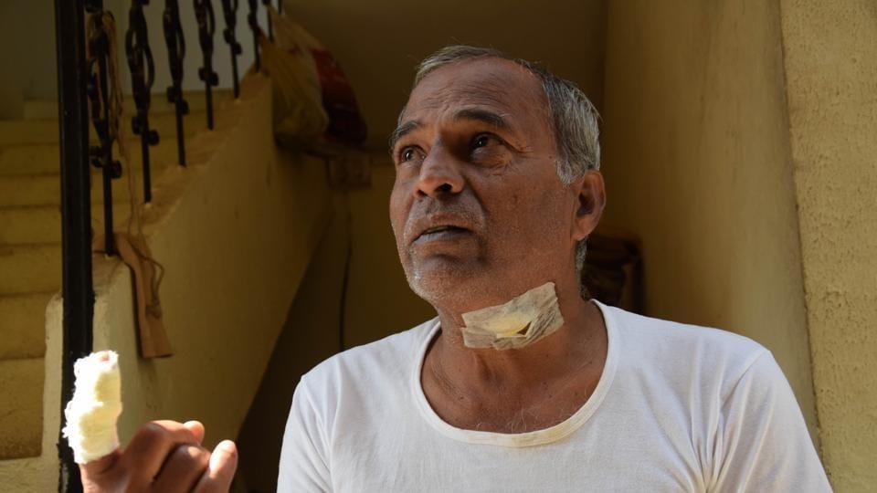 Ranganath Bhujbal, 60.